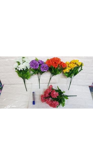 buchet flori 10/set