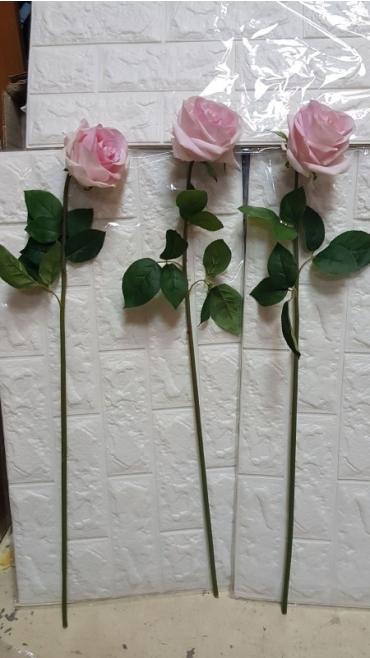 trandafiri din silicon 10/set