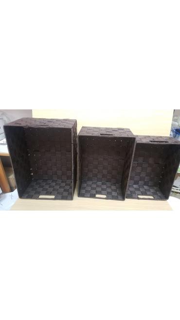cutie din metal 3buc/set 2/set