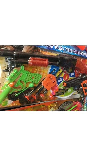 pistol 3/set
