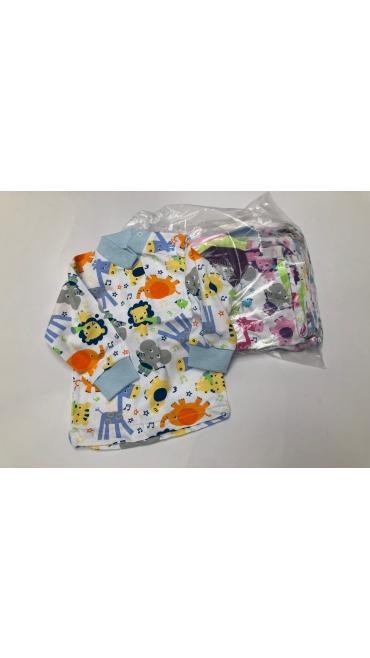bluze colorate 6luni-3ani 10/set