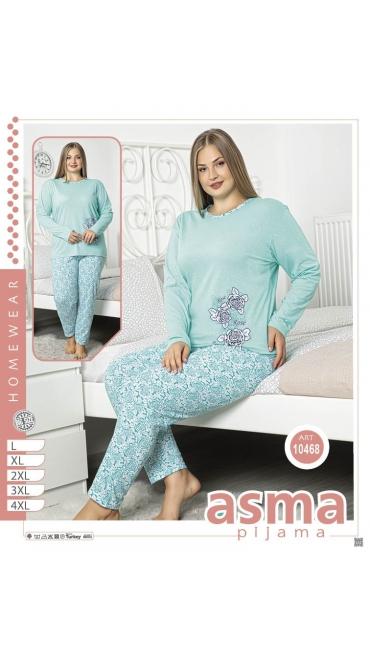 pijama dama l-4xl 5/set