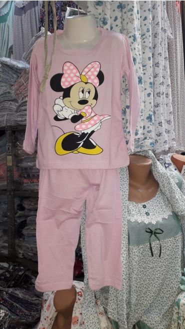 pijamale copii 5/set
