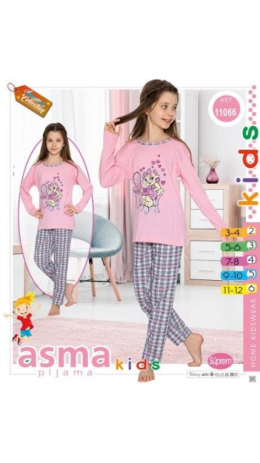 pijama copii 3-12 ani 5/set