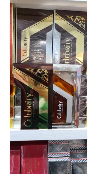 parfumuri mixt 10/set