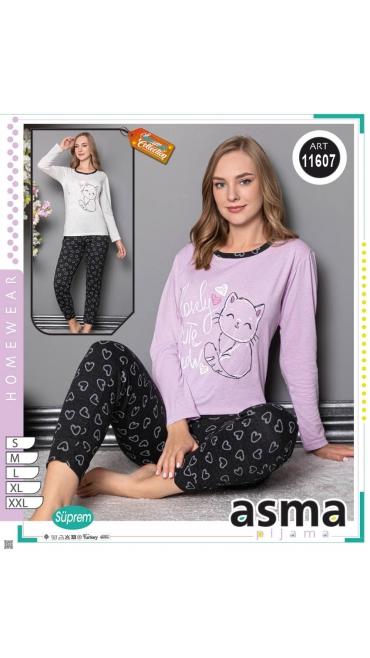 pijama dama s-2xl 5/set