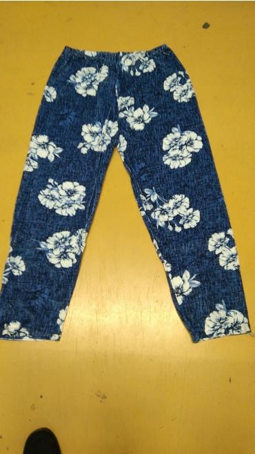 pantaloni catifea 4/set