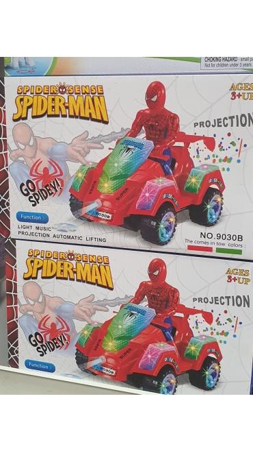 masina spider 3/set