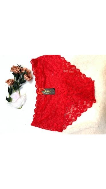 chiloti dama rosii 12/set