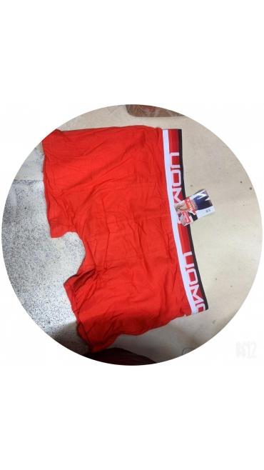 boxeri barbati rosii 12/set